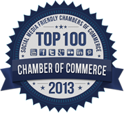 2013 Top 100 Social Media Friendly Chamber of Commerce